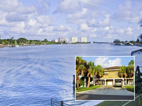 Waterfront Home For Sale | 7800 Causeway Blvd S